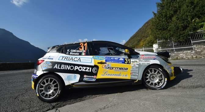 Kevin Gilardoni, Corrado Bonato (Renault Clio R R3T #31, Movisport)