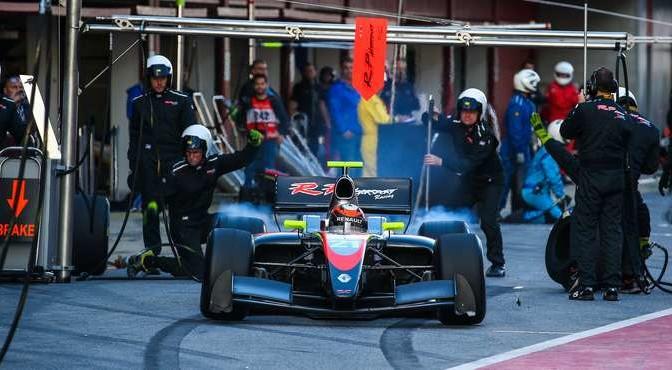 BARCELONA-RACING-GT OPEN