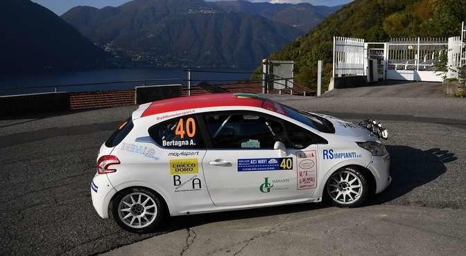 Lorenzo Grani, Alessia Bertagna (Peugeot 208 R R2B #40, Movisport)