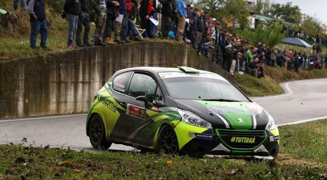 Marco Pollara, Giuseppe Princiotto (Peugeot 208 R R2B #21, Cst Sport)