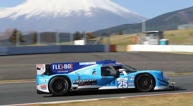 MOTORSPORT : ASIAN LE MANS SERIES - ROUND 2 - 4 HOURS OF FUJI (JPN) 12/2-4/2016