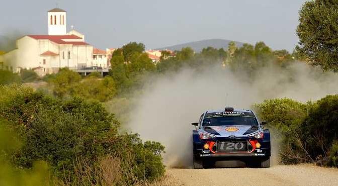 Thierry Neuville, Nicolas Gilsoul (Hyundai i20 Coupè WRC #5)