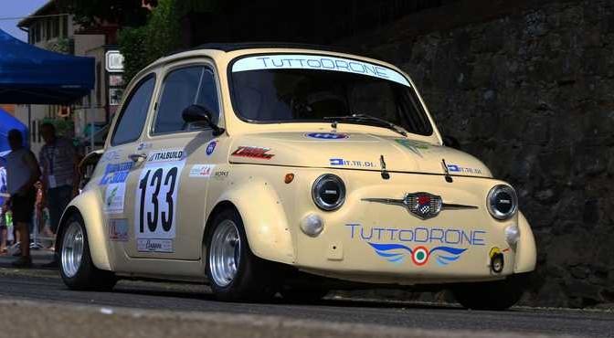 Marco Bertelli (Opel Ascona 400  81)S Speed ASD  Giannini 650 NP  133)