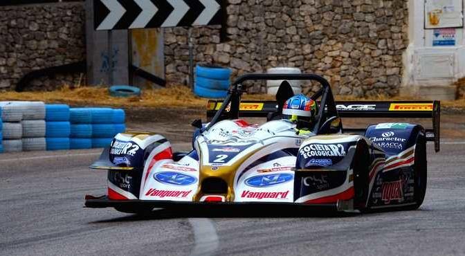 Omar Magliona (CST Sport  Norma M29 FC  2)