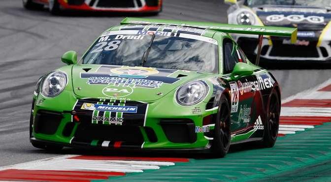 Porsche Mobil 1 Supercup Spielberg 2017