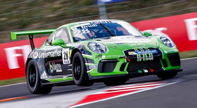 Porsche Mobil 1 Supercup Budapest 2017