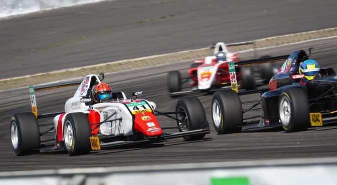 ADAC Formel 4, 13. - 15. Lauf Nürburgring 2017 - Foto: Gruppe C Photography