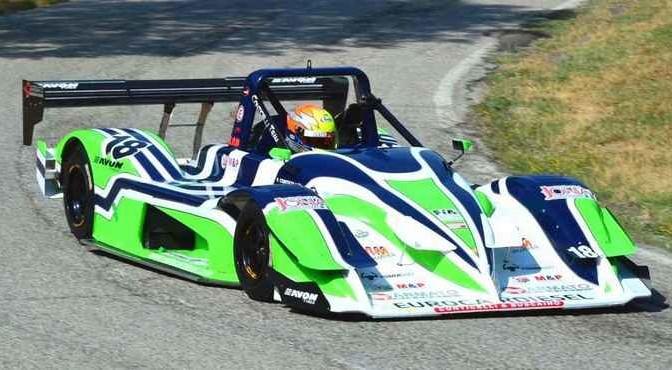 Francesco Conticelli (Osella PA 2000  18)