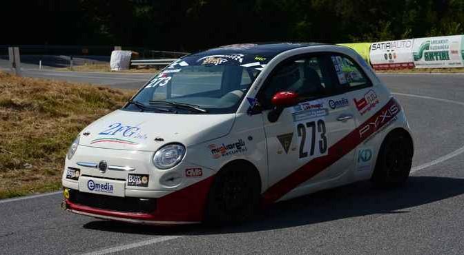 Giorgio Massaini (P&G Racing  Fiat 500  273)