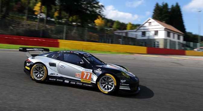 2017 Le Mans Series