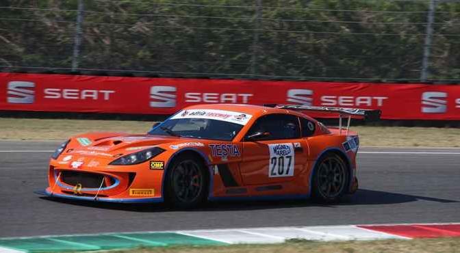 Carboni-Marchetti (Nova Race,Ginetta G55-GT4 CS #207)
