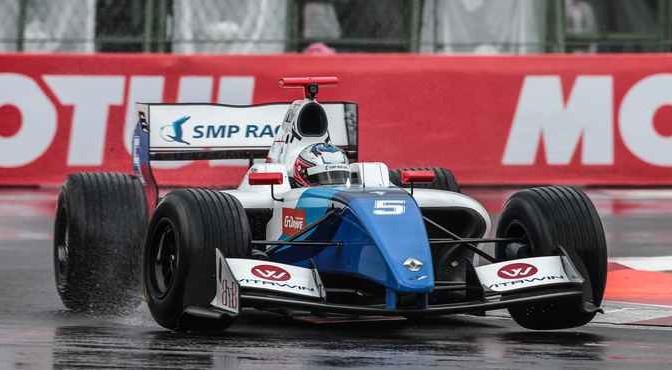 RACING-MEXICO-FORMULA V8 3.5