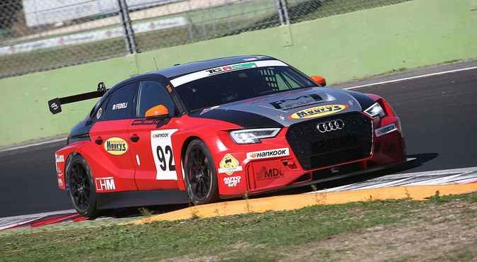 Carlotta Fedeli (Pit Lane,Audi RS3 LMS-TCR #92)