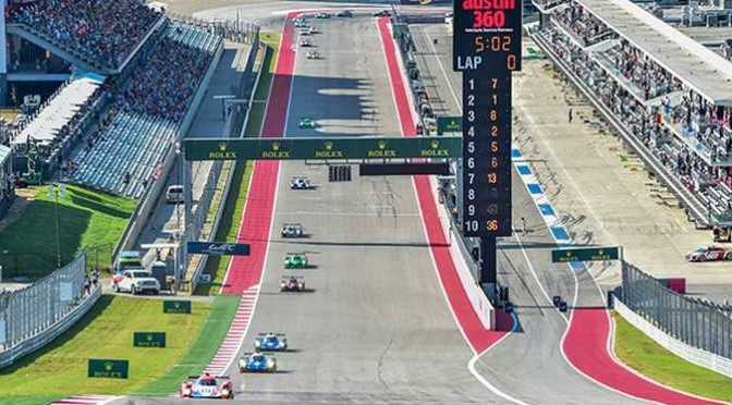 CAR #44 / MANOR / Oreca 05 - Nissan - WEC 6 Hours of Circuit of the Americas - Circuit of the Americas - Austin - America -