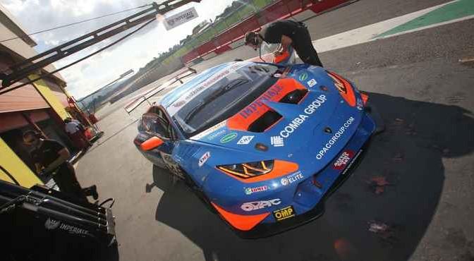 Benvenuti-Demarchi (Imperiale Racing,Lamborghini Huracan S.GTCup #146)