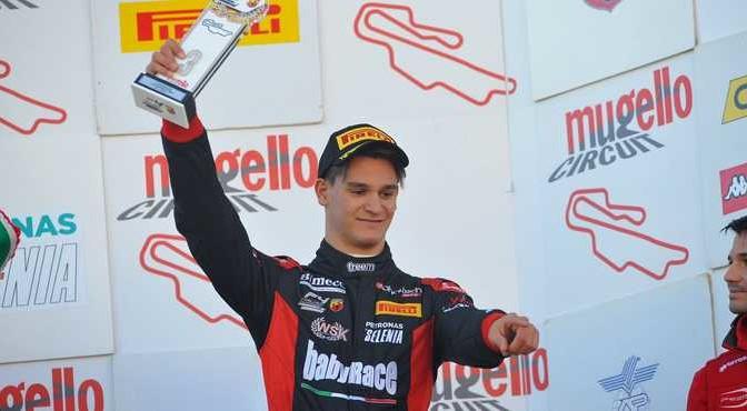 Italian F4 Championship powered by Abarth Mugello (ITA) 06-08 10 2017