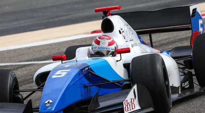 BAHRAIN RACING FORMULA V8 2017