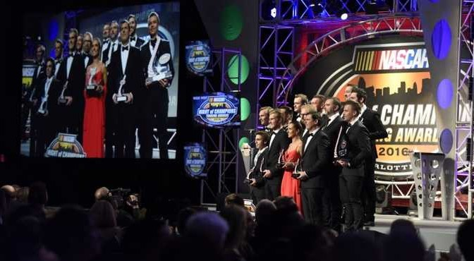 NASCAR Touring Series Night of Champions