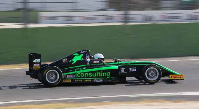 Italian F4 Championship powered by Abarth Vallelunga (ITA) 23-25 06 2017