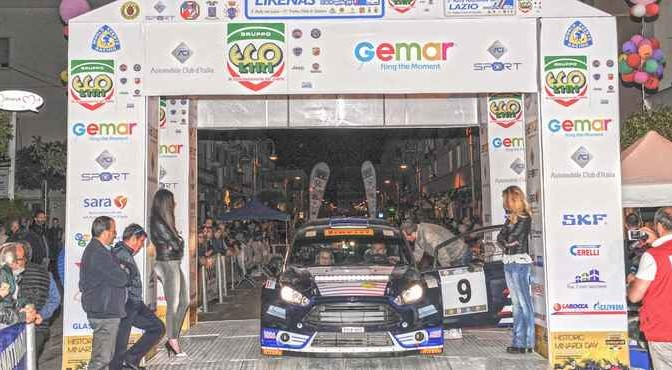 RALLY LIRENAS 2017