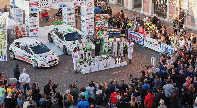 Rally della Romagna 2017 - Shakedown