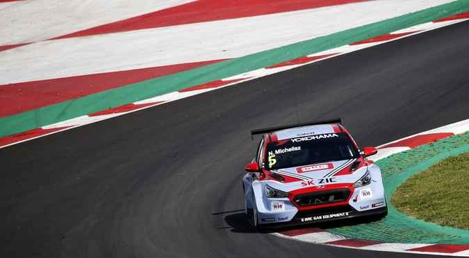 AUTO - TESTS BARCELONE WTCR - 2018