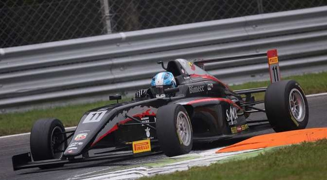 Italian F4 Championship powered by Abarth Monza (ITA) 20-22 10 2017