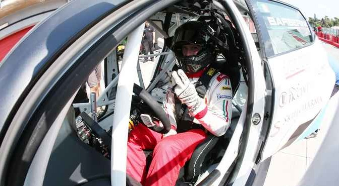 Cosimo Barberini (ITA) ABARTH 695,C &C Racing Team