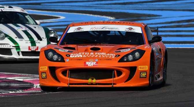 Marchetti-Kruppi (Nova Race,Ginetta G55-GT4 #207)