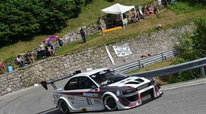 Soretti Mauro (Leonessa Corse, Subaru Impreza #91)