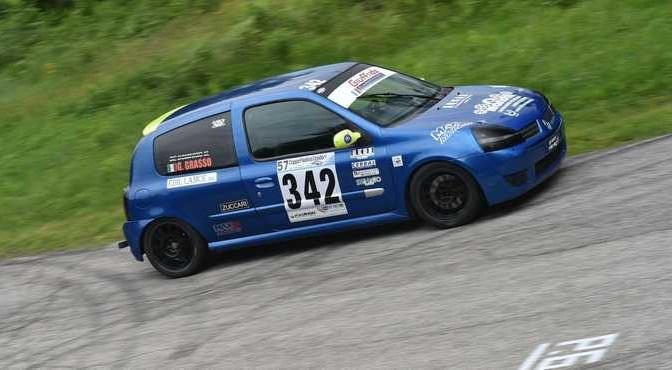 Giovanni Grasso (Renault Clio #342)