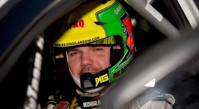 Kevin Gilardoni, Corrado Bonato (Ford Fiesta R5 #11, Movisport)