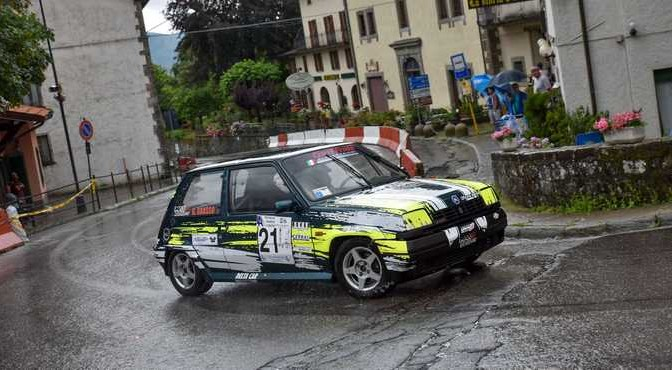 Grasso Giovanni ( 5 Speed, Renault 5 GT Turbo #21)
