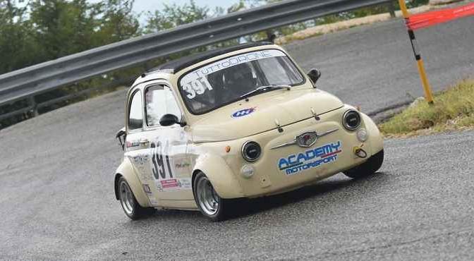 Bertelli Michele (5 SPEED MOTOR ASD, FIAT GIANNINI 650NP #391)
