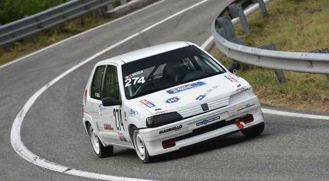 Claudio Bisceglia (5 Speed, Peugeot 106 #274)