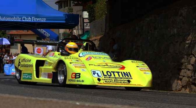 Piero Lottini (Bologna Squadra Corse  Osella PA 9/90  2)