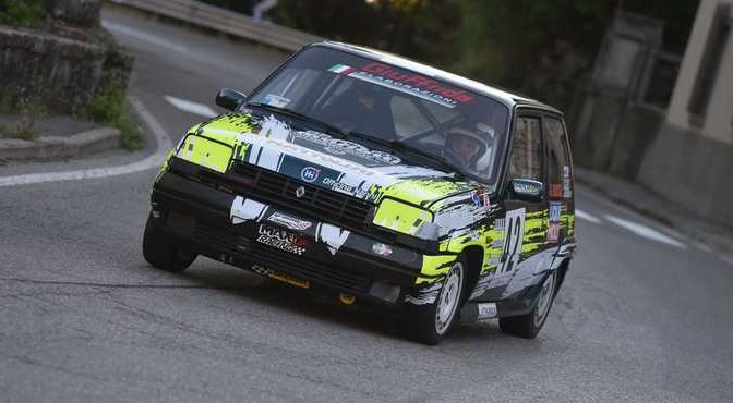Grasso Giovanni ( 5 Speed, Renault 5 GT Turbo #42)