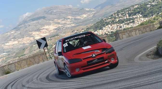 Salpietro Dario (Peugeot 106 Rally #158)