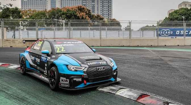 AUTO - WTCR  WUHAN -  2018