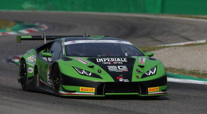 Liang-Giammaria (Imperiale Racing,Lamborghini Huracan-GT3 #36)