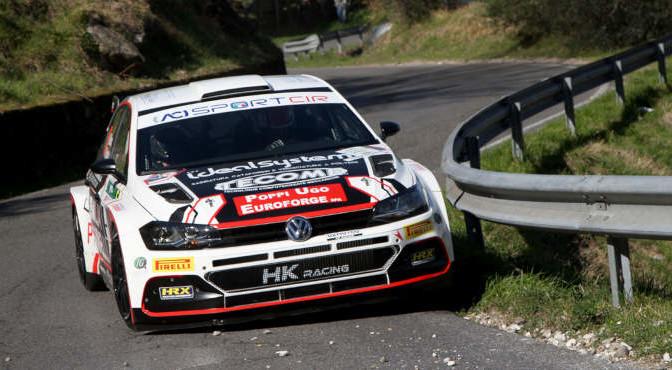 Antonio Rusce, Sauro Farnocchia (Volkswagen Polo R5 #5, XRaceSport)