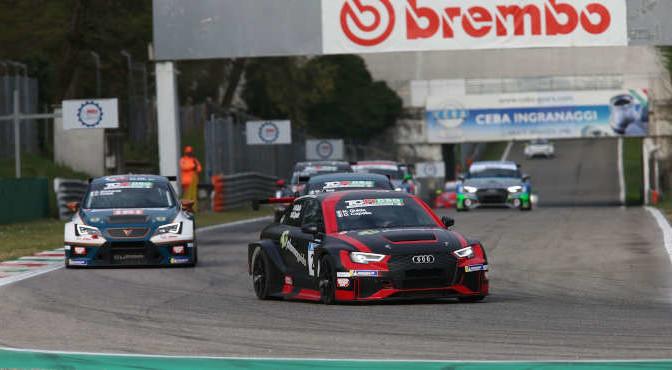 Guida-Capello (Scuderia del Girasole,Audi RS3 LMS TCR DSG #21)