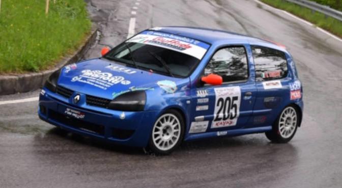 Grasso Giovanni (ACN Forze di Polizia Renault Clio #205)