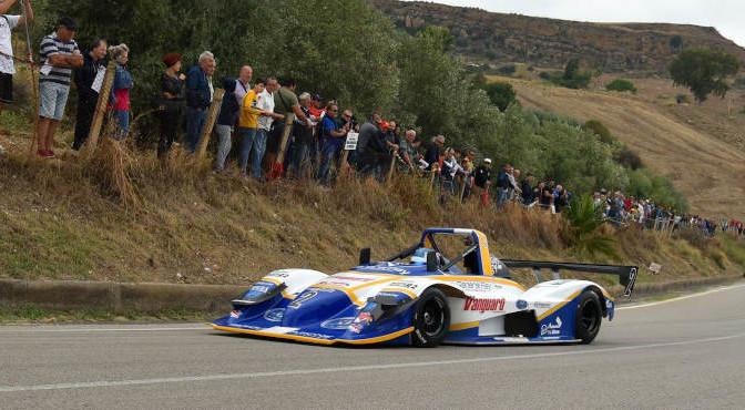 Omar Magliona (CST Sport, Osella PA2000 #2)
