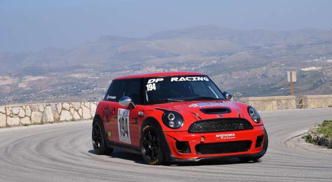 Vito Tagliente (SCS Motorsport, Mini Cooper JCW #194)