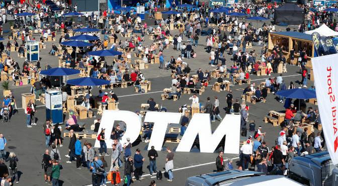 DTM Norisring 2019, Nürnberg