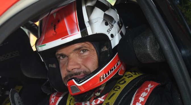 Antonio Rusce, Marco Vozzo (Skoda Fabia R5 #45, XRaceSport)