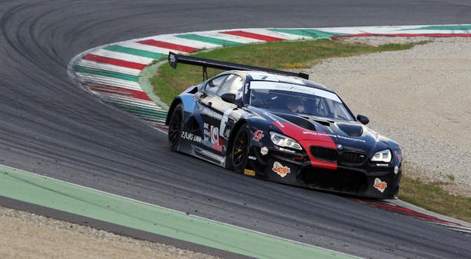 Comandini Stefano, Szug Marius, Sims Alexander, BMW M6 GT3 #7, BMW Team Italia