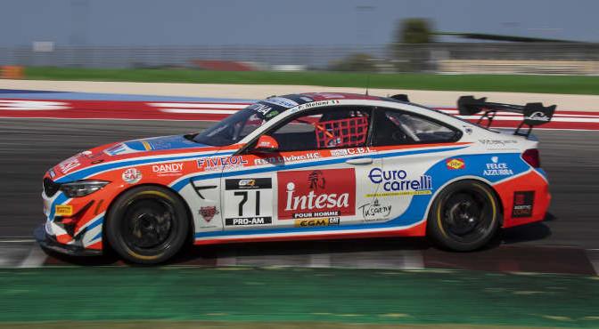 28-30 june 2019. European GT4 Series Round 4 Misano (I) Photo Chris Schotanus
