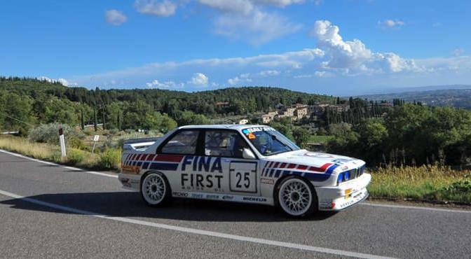 Massimo Perotto ( BMW M3, Bologna Squadra Corse #25)